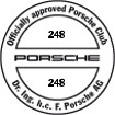 Officially approved Porsche Club 248